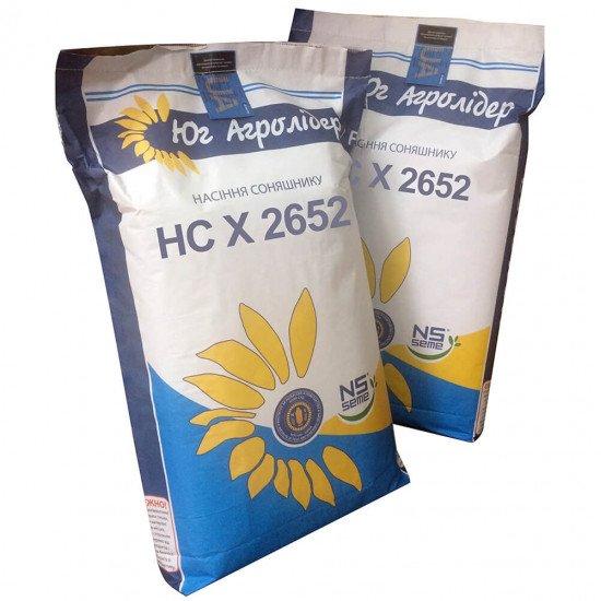 Семена Подсолнечника НС Х 2652 (Оригинал)